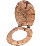 WC-Sitz mit Absenkautomatik Old Tree